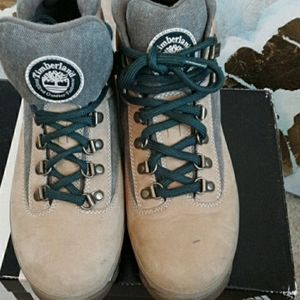 Shoes -Beige  Timberlands
